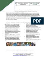 Catalogo de Productos y Servicios II