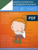 1most Common Mistakes Teachers Make Busy Teacher Kit