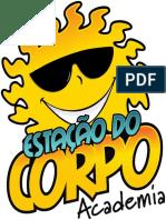 Estação Do Corpo Logomarca 001