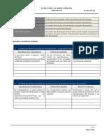 FR-GPI-GPI-02 Plan Para La Dirección Del Proyecto