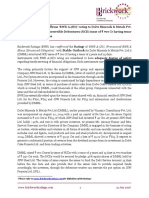 Dolvi Minerals and Metals NCD 700Cr Reaffirmation Rationale 21Jan2016