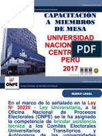 Ppt Elecciones Uncp 2017a