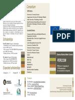 Brochure Perccom
