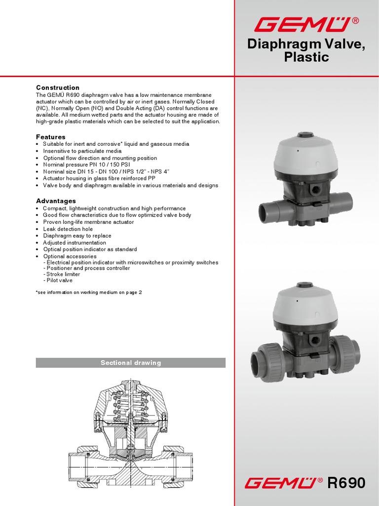 Dbr690gb valve pressure ccuart Choice Image