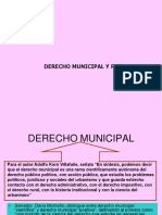 Clases Municipal Del 25 de Octure