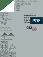 CIDI2017_caderno de Resumos