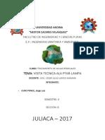INFORME VISITA TECNICA ALA PTAR DE LAMPA FINAL .pdf