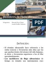 Medidor Ultrasonico