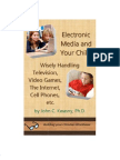 Electronic Media Booklet