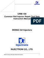 Service Manual Common Rail System (CRS) - Denso | Fuel