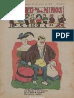Correo de Los Niños Nº 19 (13.08.1913)