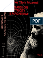Maxwell ATreatiseOnElectricityMagnetismVolume2