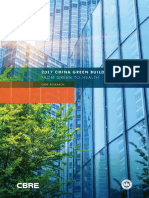 2017 China Green Building Report
