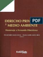 PINTO_La incidencia del nuevo Código Civil y Comercial de Argentina en el régimen ambiental