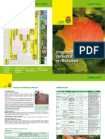 Programa Manzanos 2011
