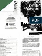 Cartilla de Proteccion