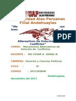 MECANISMOS ALTERNATIVOS DE SOLUCIÓN DE CONFLICTOS.doc
