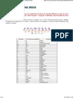 Estudando_ Espanhol Básico - Cursos Online Grátis _ Prime Cursos