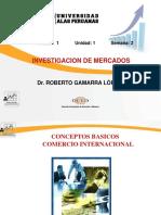 Investigacion de Mercados -Semana 2
