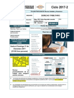 Fta-2017-2 - m 2 - 0302-03511 - 8 - Derecho Tributario - Cc y f