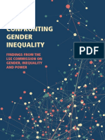 2015 LSE Confronting Gender Equality
