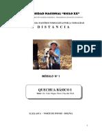 Quechua Básico I