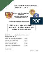 Formulacion Proyecto - Barras Energeticas Corregido[1]