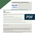 LAUDIOALDE-Seguridad en Las Instalaciones Electrotécnicas