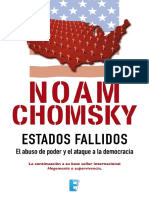 Chomsky Noam - Estados Fallidos