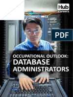 Occupational Outlook_Database Admin