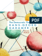 Democratic Theory Gadamer