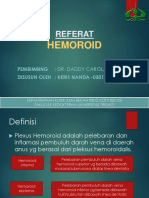 NANDA Hemoroid 2