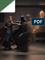 Vader and Doctor Strange