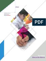 Programa Docente Basica 2016