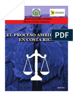 El Proceso Ambiental en Costa Rica