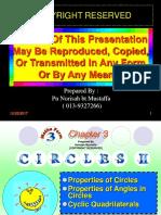 3 Circles (II)