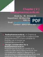 Nuclear Medicine Radiopharmaceutical Ch 5