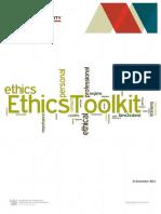 Ethics Toolkit