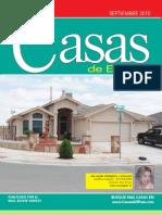 Casas de El Paso - Septiembre 2010