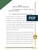 Bab III Pendekatan Teori Dan Metodologi