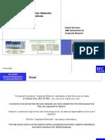 IEC 62439 Summary