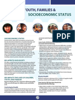 Children, Youth, Families & Socioeconomic Status