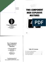 Two Component High Explosive Mixtures (Desert Publications).pdf