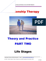 Relationship Therapy ;- Part 2 :- Life Stages