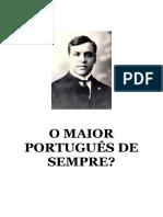 Aristides de Sousa Mendes - O Maior Português de Sempre?