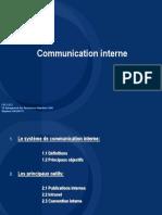 ESC Lille Communication Interne 2