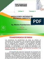 4ta Semana.- Transferencia de Masa.pdf