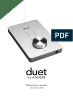 Duet User Guide
