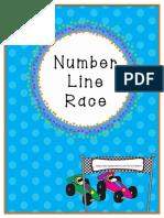 Number Line Race