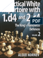 A Practical White Repertoire With 1.d4 and 2.c4 v.2